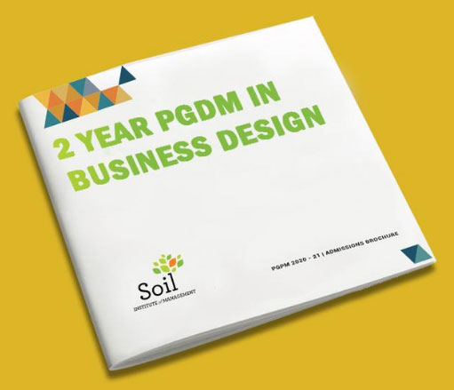 2 Year PGDM in Business Design